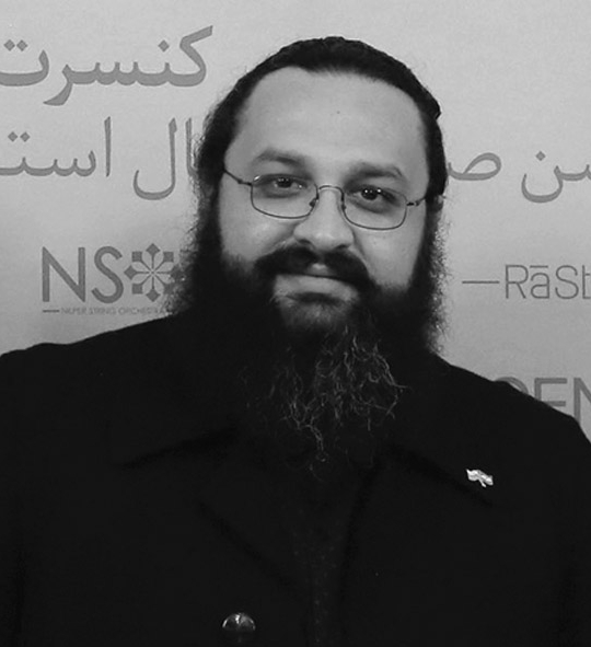 Ehsan Tarokh