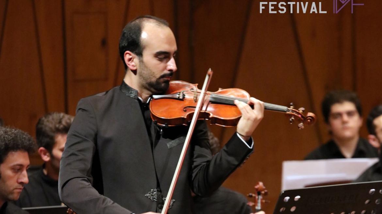 اجرای آنسامبل کانتوس در روز پایانی دومین فستیوال موسیقی معاصر تهران