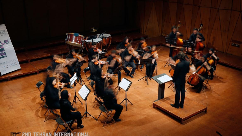 سولیست ایتالیایی، ارکستر ایرانی
