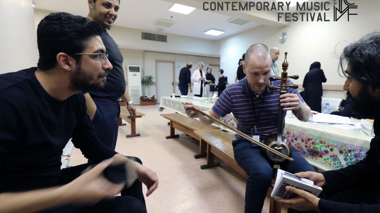 فستیوال موسیقی معاصر تهران؛ فرصتی برای گسترش مراودات فرهنگی است