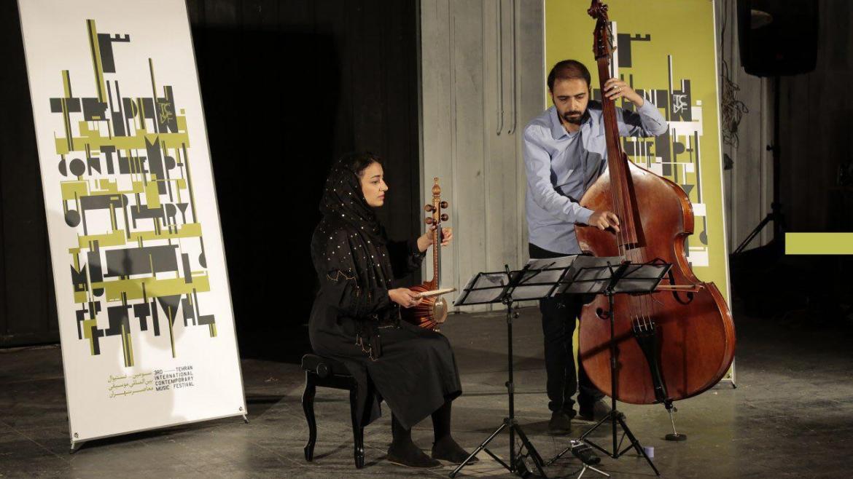 توصیف هنرمندان جوان از حضور در فستیوال موسیقی معاصر