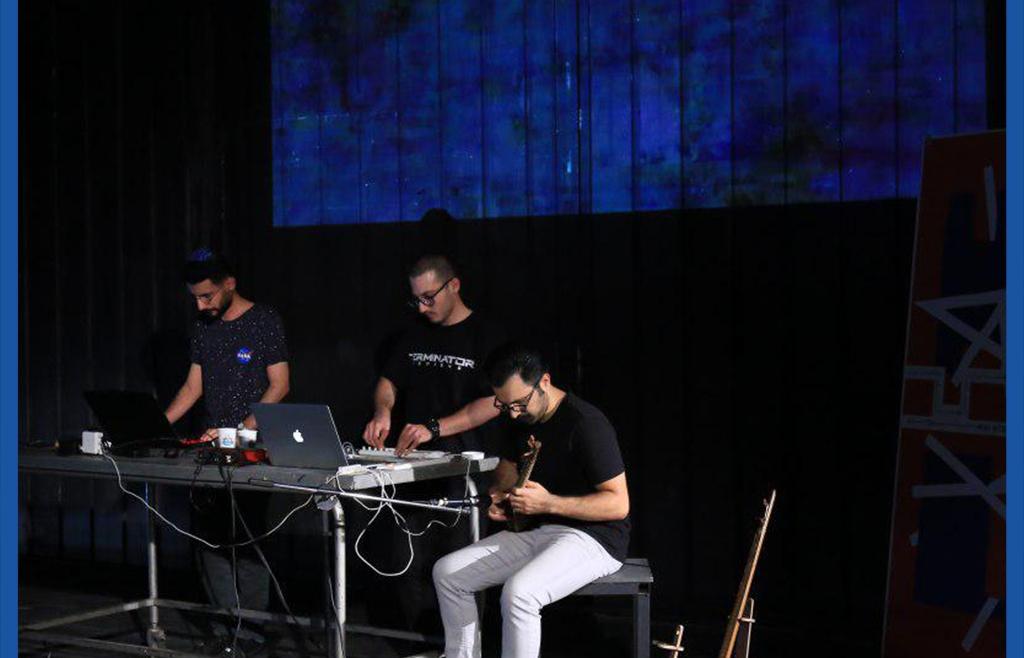 جاکَنشدگی، مروری بر اجرای آنسامبل الکنویز در جشنوارهی موسیقی معاصر تهران